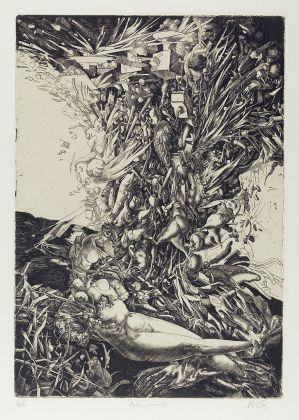 Jean-Pierre Velly, Metamorphose II, 1970