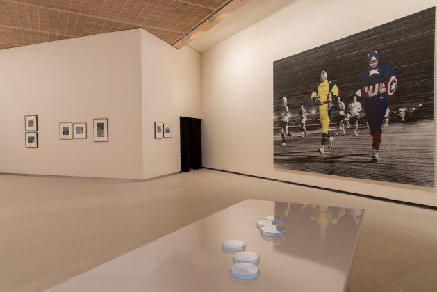 Jennifer Allora & Guillermo Calzadilla, Collezione Coppel, exhibition view at Fondazione Banco Santander, 2017
