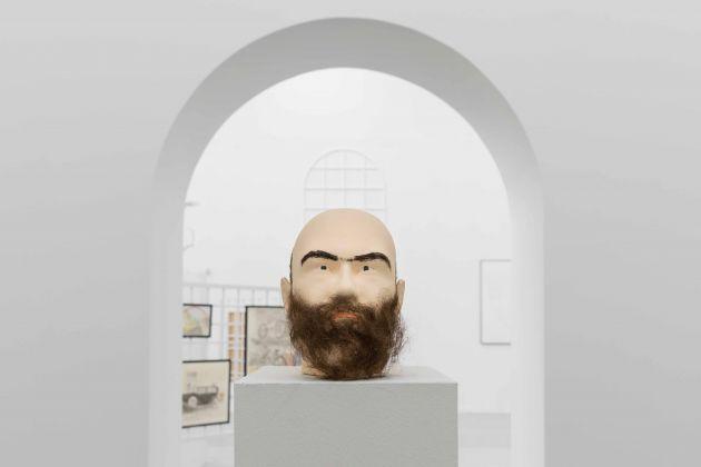 Jos de Gruyter & Harald Thys, Elegantia. Exhibition view at La Triennale di Milano. Photo © Gianluca Di Ioia