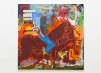 Katie Lipscomb, Horse(s) and Rider(s), 2016