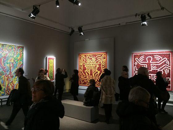 Keith Haring a Palazzo Reale, Milano, 2017