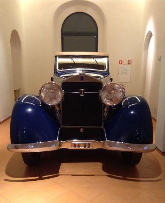 L'Isotta Fraschini di Gabriele d'Annunzio
