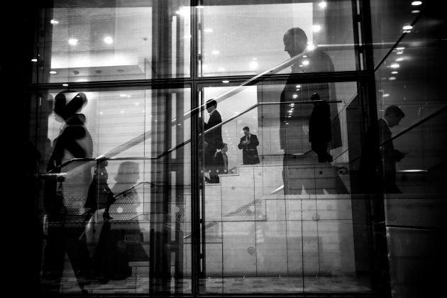 Marco Sconocchia, Londra