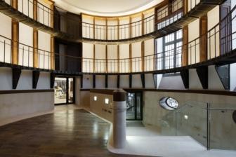 La Bibliothèque Nationale de France (foto © Takuji Shimmura)
