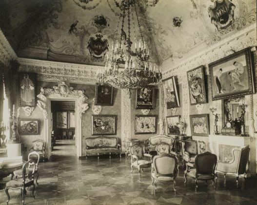 La sala di Matisse al Palazzo Troubetsk
