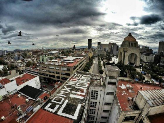 La zona de La Roma, Città del Messico