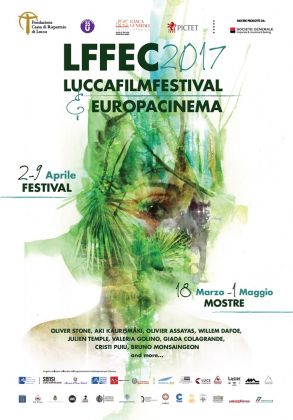 Luca Film Festival 2017, locandina