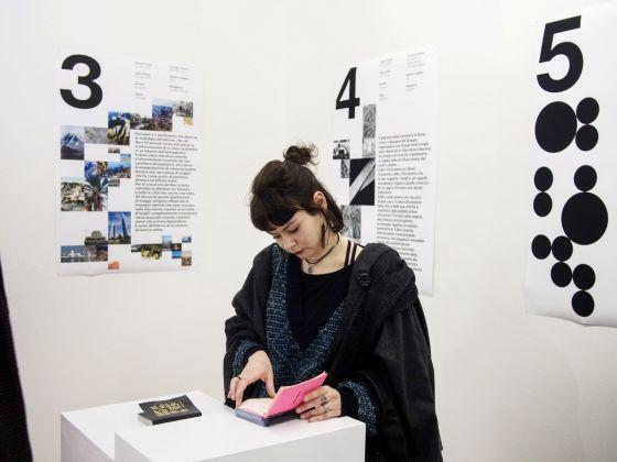 Lucia Del Zotto, A sort of space. Photo courtesy Ana Blagojevic, Fondazione Bevilacqua La Masa, Venezia 2017