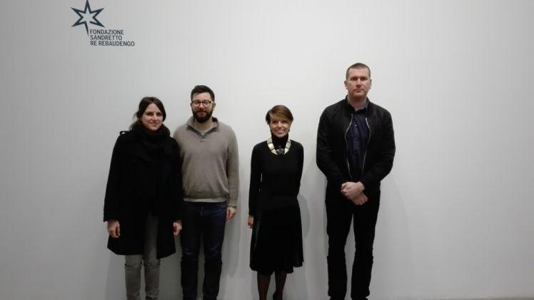 Ludovica Carbotta, Valerio Del Baglivo, Patrizia Sandretto Re Rebaudengo, Bedwyr Williams