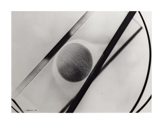 Luigi Veronesi, Senza Titolo, 1936, fotogramma, 29x39,5 cm. Courtesy Galleria 10 A.M. Art, Milano