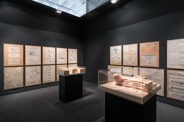 Mario Bellini, Italian Beauty. Exhibition view at La Triennale di Milano. Photo © Gianluca Di Ioia