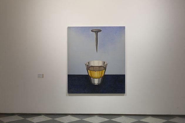 Marion Greenstone, #Composition#. Exhibition view at Real Albergo dei Poveri, Palermo 2017. Photo Iolanda Carollo