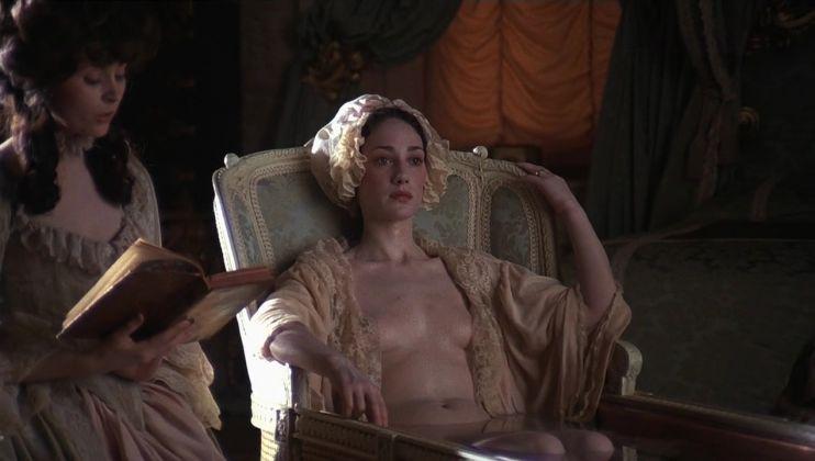 Marisa Berenson in Barry Lyndon di Stanley Kubrick (1975)