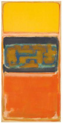 Mark Rothko, No. 1, 1949