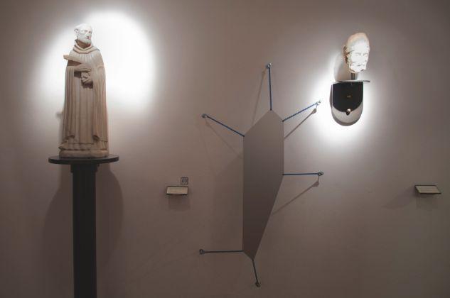 Martino Genchi al Museo Medievale (foto Irene Fanizza)