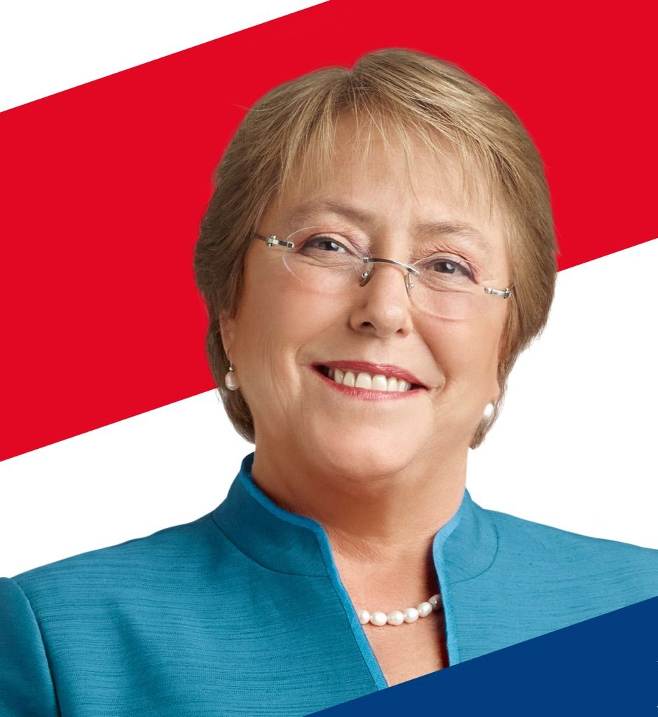 Michelle Bachelet. Presidente del Cile