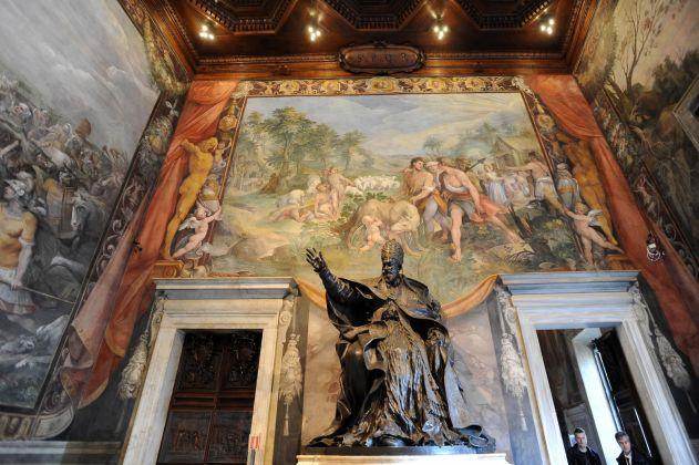 Musei Capitolini, Sala Orazi e Curiazi. Ph. Sovrintendenza Capitolina ai Beni Culturali