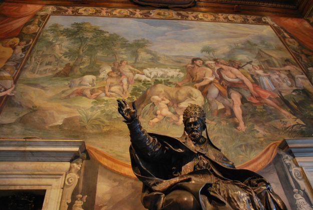 Musei Capitolini, Sala Orazi e Curiazi