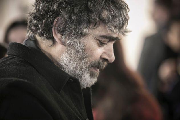 Mustafa Sabbagh. Photo Kim Mariani