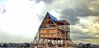 NLÉ, Makoko Floating School, Lagos