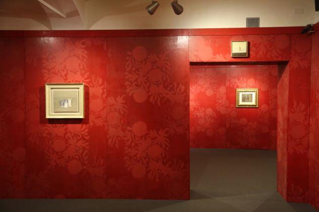 Oggetti su piano. Exhibition view at Fondazione del Monte, Bologna 2015. Photo Alessandro Ruggeri