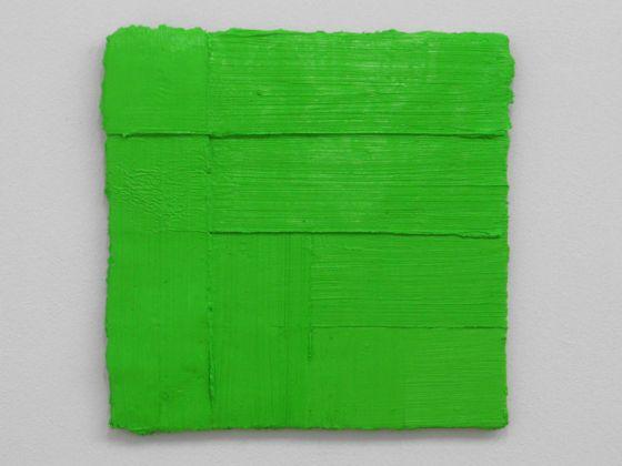 Paolo Parisi, serie Unitè d'habitation, 2011-2013 - olio su tavola
