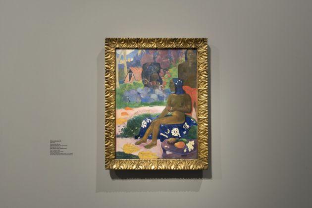 Paul Gauguin, Vairaumati tei oa. Parigi, Fondation Louis Vuitton. Photo Martin Argyroglo