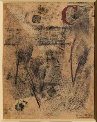 Paul Klee, Untitled n. 161, 1923. Collezione privata