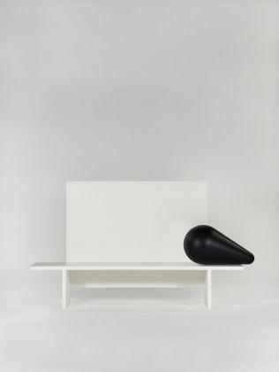 Pierre Charpin, Ignotus Nomen. Banc, 2011. Prod. Galerie Kreo. Photo Fabrice Gousset