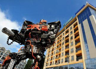Ramtron, Transformers Art ©Danilo Baletic