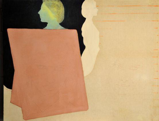 Renato Mambor, Paola (Senza titolo), 1965