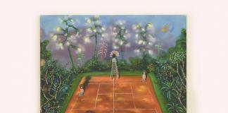 Robert Stone, Port au prince (afro tennis), 2015