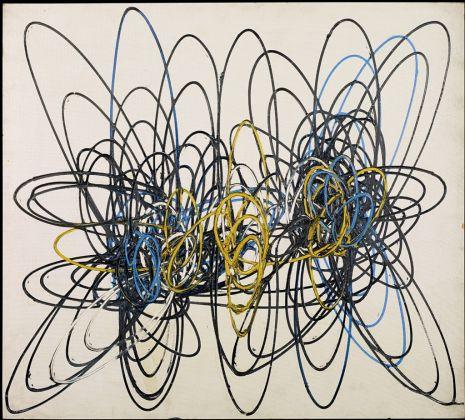 Roberto Crippa, Spirali, 1951-53. Bergamo, GAMeC. Photo Studio Da Re, Bergamo