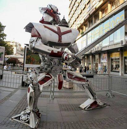 Sai Chi, Transformers Art ©Danilo Baletic