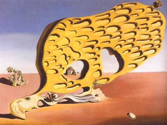 Salvador Dalí, L'enigma del desiderio, 1929. Münich, Staatsgalerie Moderner Kunst