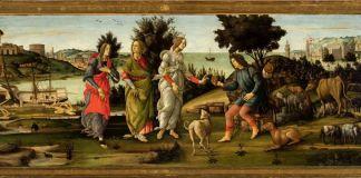 Sandro Botticelli, Venezia, Fondazione Cini