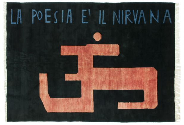 Sarenco, La Poesia è il Nirvana, 1992
