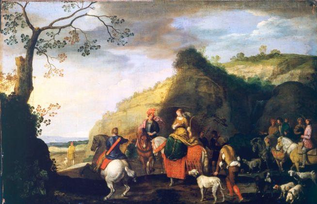 Sinibaldo Scorza, La caccia di Didone