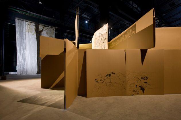 Terre vulnerabili. Exhibition view at HangarBicocca, Milano 2011
