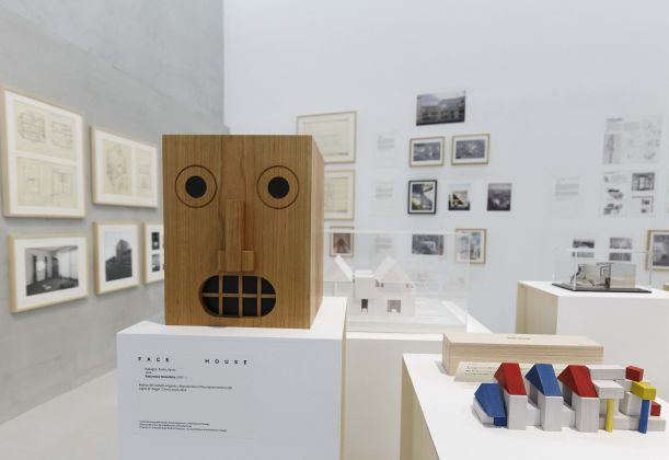The Japanese House. Exhibition view at Museo MAXXI, Roma 2017. Photo Musacchio & Ianniello