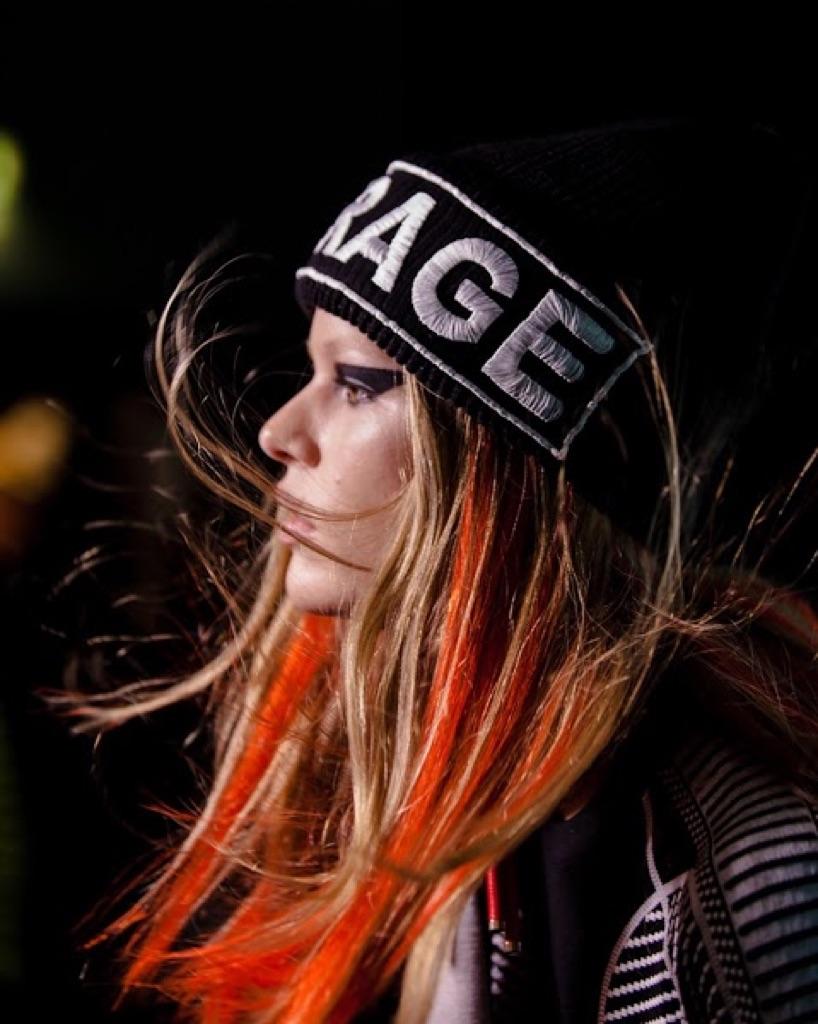Versace, collezione autunno-inverno 2017-2018. Photo Rahi Rezvani