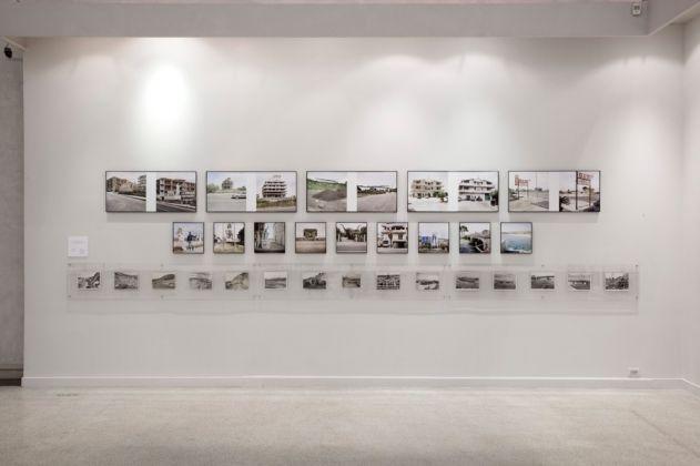 Verso il Mediterraneo. Exhibition view at Palazzo Poli, Roma 2017. Allestimento a cura dello studio 2A+P-A. Photo Courtesy VIM