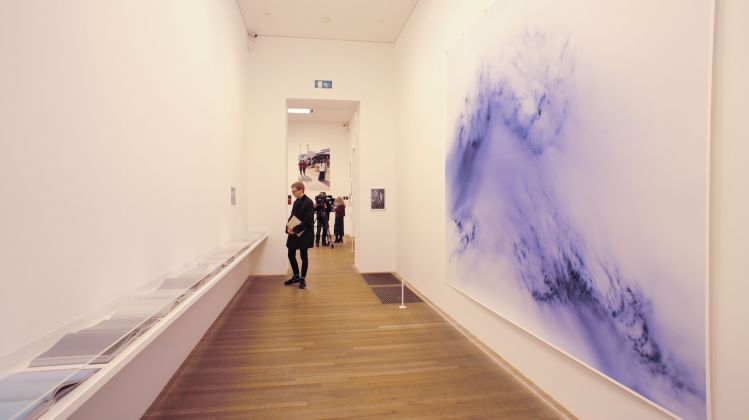 Wolfgang Tillmans, 2017. Exhibition view at Tate Modern, Londra