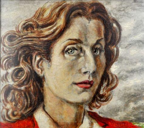 Alberto Savinio Ritratto di Palma Bucarelli
