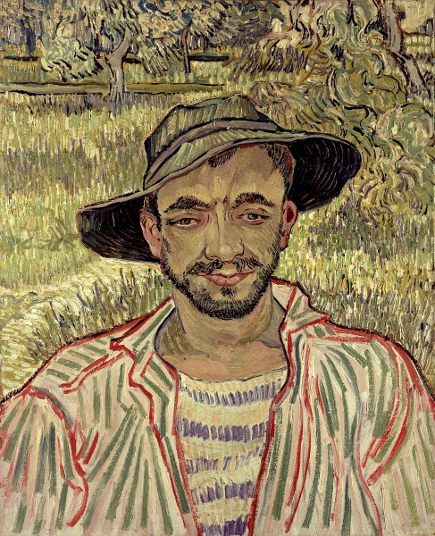 Vincent Van Gogh, Il Giardiniere