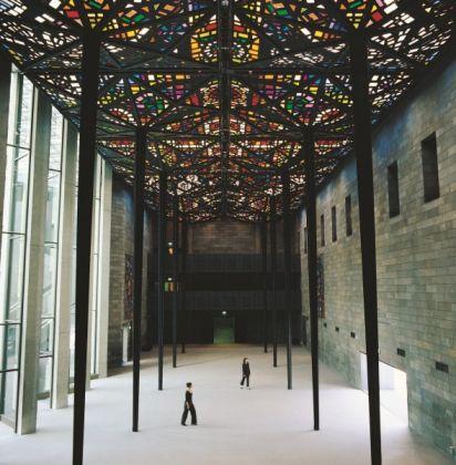 La National Gallery di MelbourneLa National Gallery di Melbourne