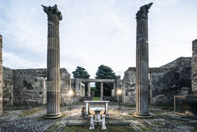 Pierluigi Giorgi, Pompei Intra Extra