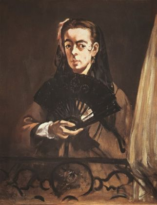 Édouard Manet Angelina, 1865 Olio su tela, 92 x 73,5 cm Parigi, Musée d'Orsay © René-Gabriel Ojéda / RMN-Réunion des Musées Nationaux/ distr. Alinari