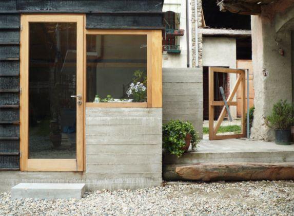 I progetti vincitori: Studio Errante Paesana, Cuneo