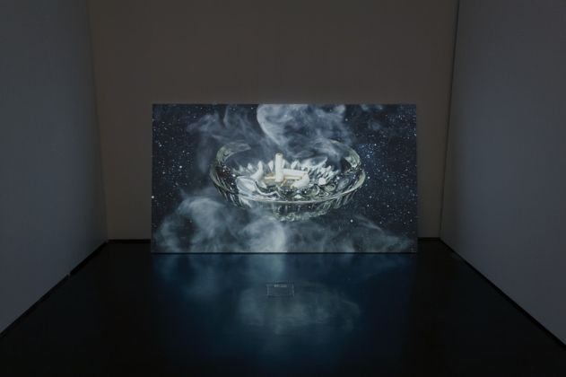 Agnieszka Polska. Cuckoo. Exhibition view at Kasia Michalski Gallery, Varsavia 2017